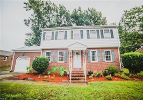 19 Hankins Drive,Hampton,Virginia 23669,4 Bedrooms Bedrooms,2 BathroomsBathrooms,Detached,Hankins Drive,1017